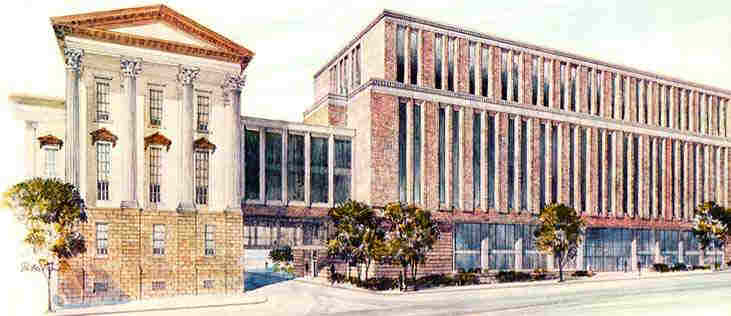 Courthouse Rendering